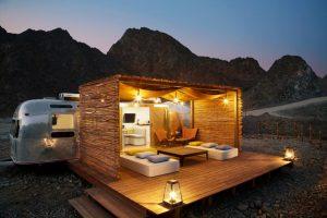 hatta Trailer accommodation